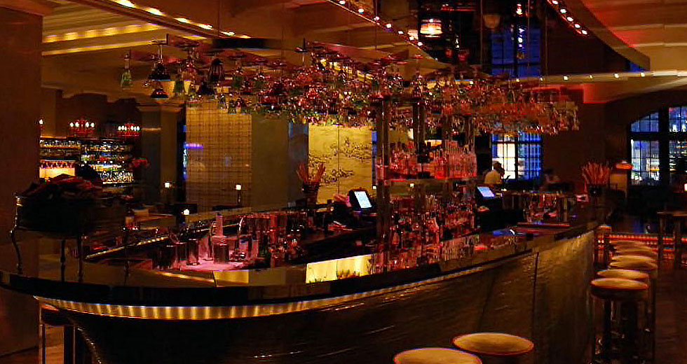 Glam @Five on the Bund